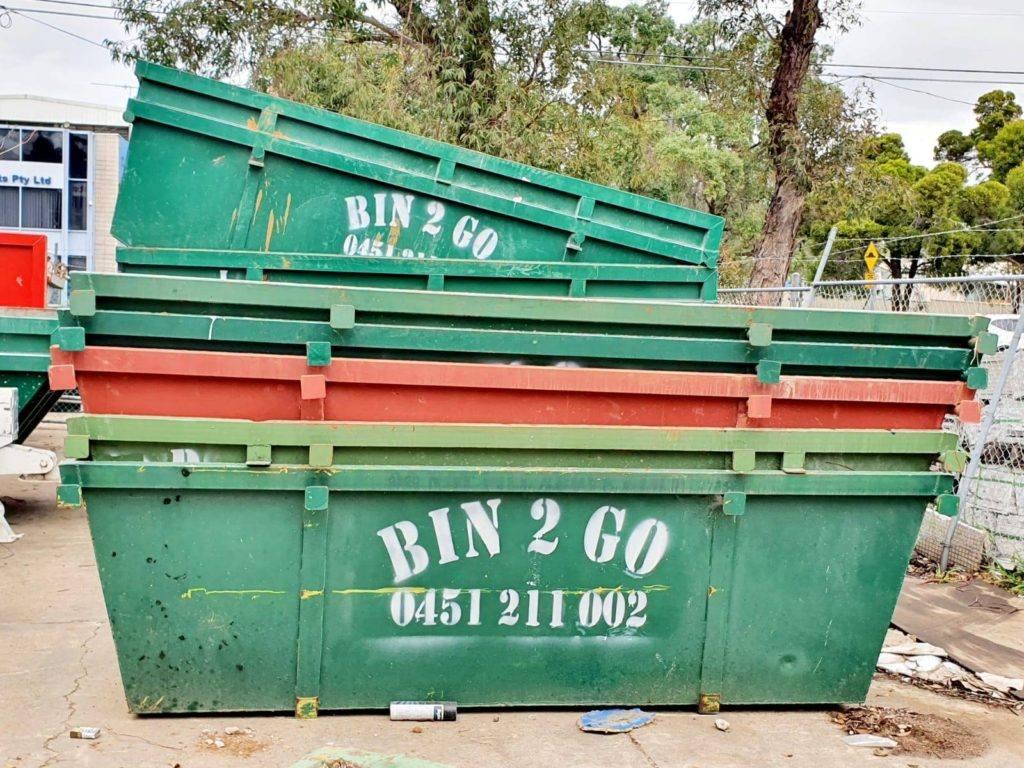 Skip Bin Hire Wiley Park